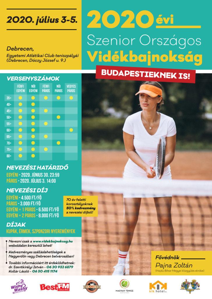 Senior tenisz